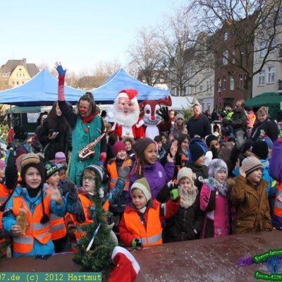 Kinderweihnachtsmarkt 2012